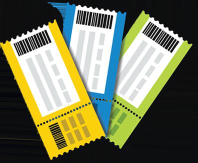 Бронирование и продажа билетов