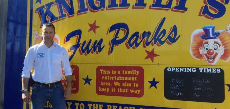 tir prince fun park uk adopts semnox cashless with thermal rfid wristbands