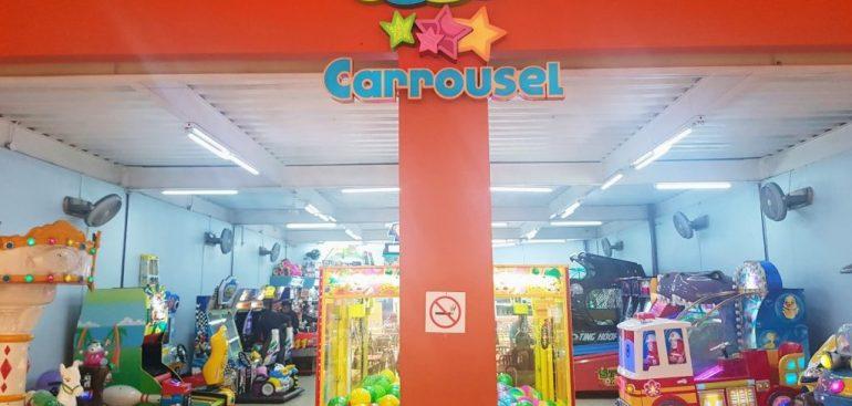 carrousel in guatemala