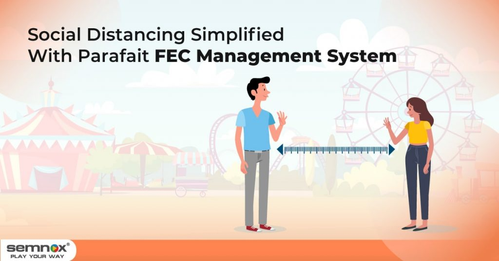 How Social Distancing Can Be Implemented At FECs and Amusement Parks