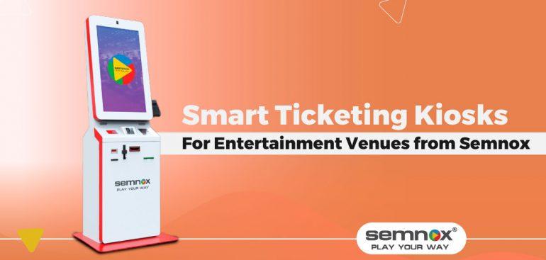 smart ticketing kiosks