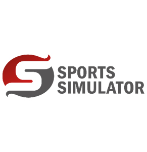 sports simulator publish logo