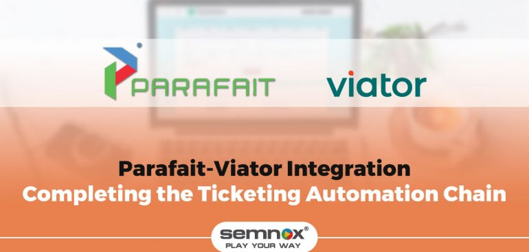parafait viator integration