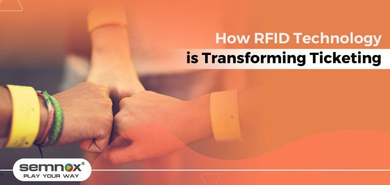 how rfid technology is transforming ticketing