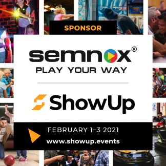 Showup Events FEC Convention Semnox