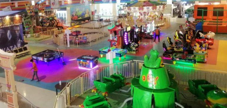 grand mall tabuk