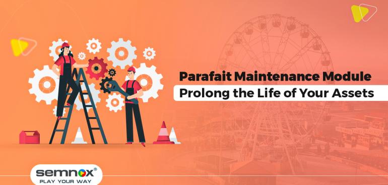 parafait-maintenance-module